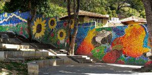 Okomural, mural ecológico en Venezuela